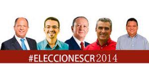 Elecciones en Costa Rica 2014